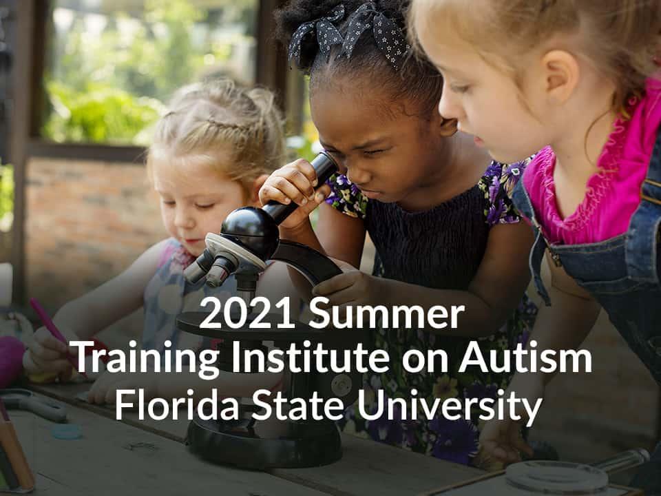 2021 Summer Training Institute